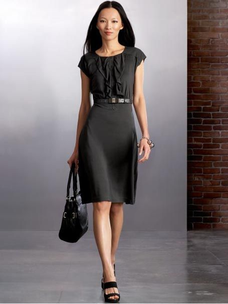 Awesome Womens Business Attire Work Dresses  WardrobeLookscom