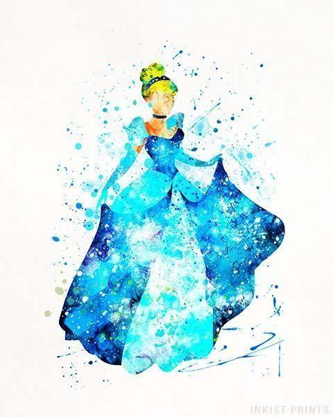 Cinderella cinderella type 4 print my arts pinterest disney dessin and cendrillon - Dessin anime danseuse ...