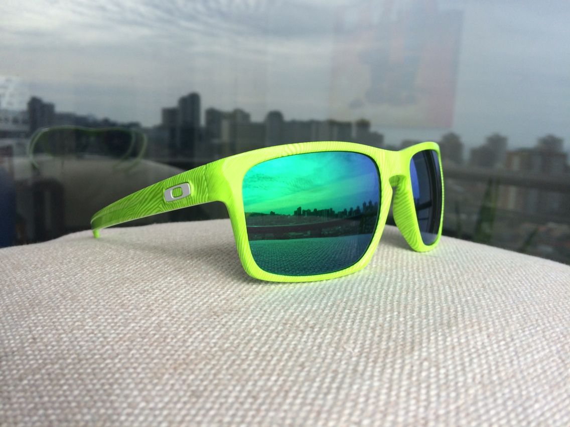 oakley juliet lente emerald