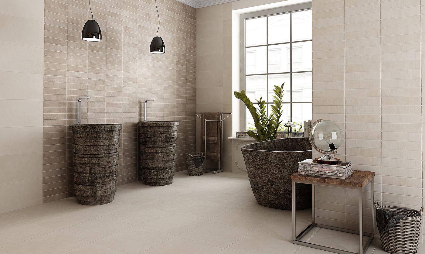 Vanite Salle De Bain Kijiji Saguenay ~ carrelage de salle de bain moderne beige avenue compo 2