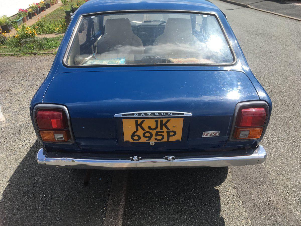 1976 Datsun 100A For Sale (picture 2 of 6) Datsun