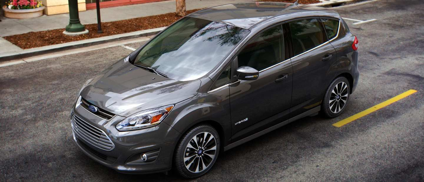 2018 Ford C Max Hybrid Powerful And Efficient Ford Com
