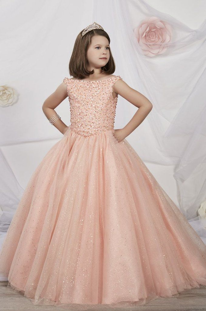 Tiffany Princess 13547 Girls Crystal Beaded Pageant Dress in 2018 ...