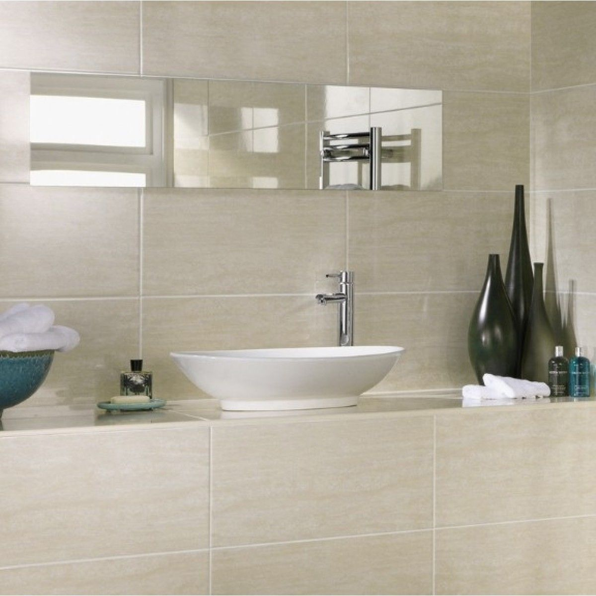 This Is Why We Always Recommend Viewing A Sample First 60x3 0 Cm Beige Matt Ceramic Bathroom X2f Kitchen Wall Tiles Over Time Wall And Floor Tiles Can Hogar