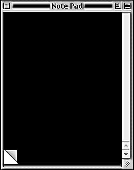 Notepad Windows Tumblr Aesthetic Notepad Windows Retro Computer Aesthetic Png