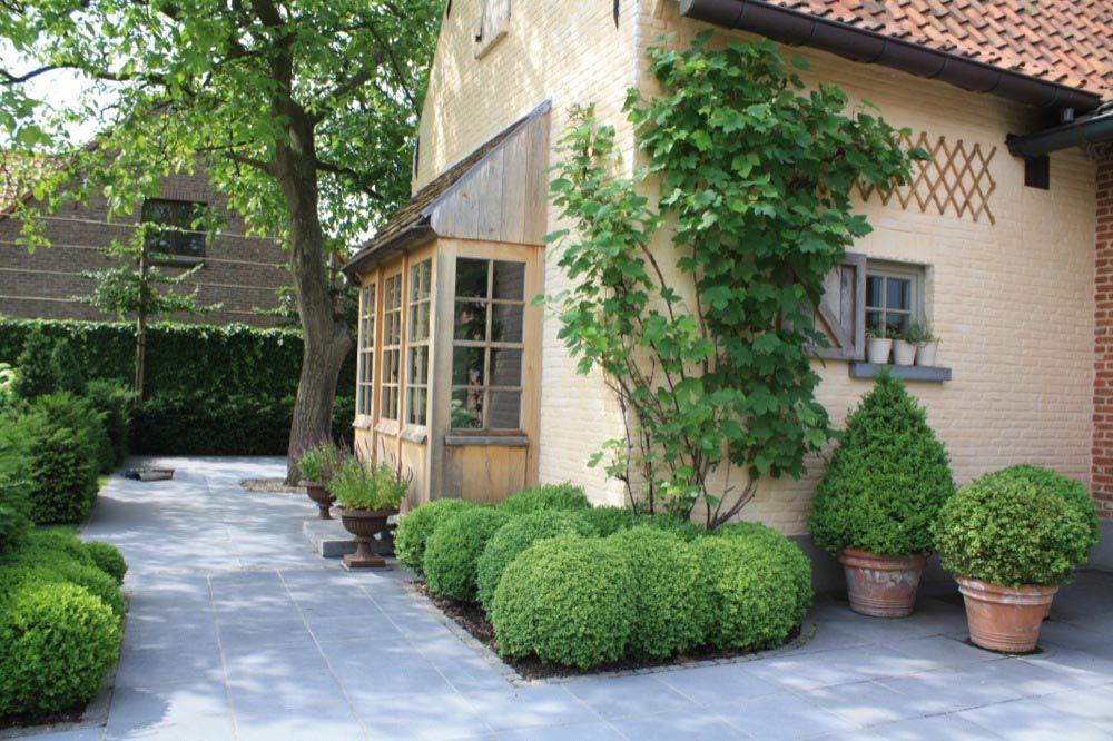 Realisaties tuin tuinarchitect rik hiergens budgetvriendelijk tuinontwerp - Tuinontwerp ...