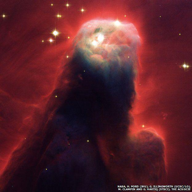 NGC 2264 Cone Nebula