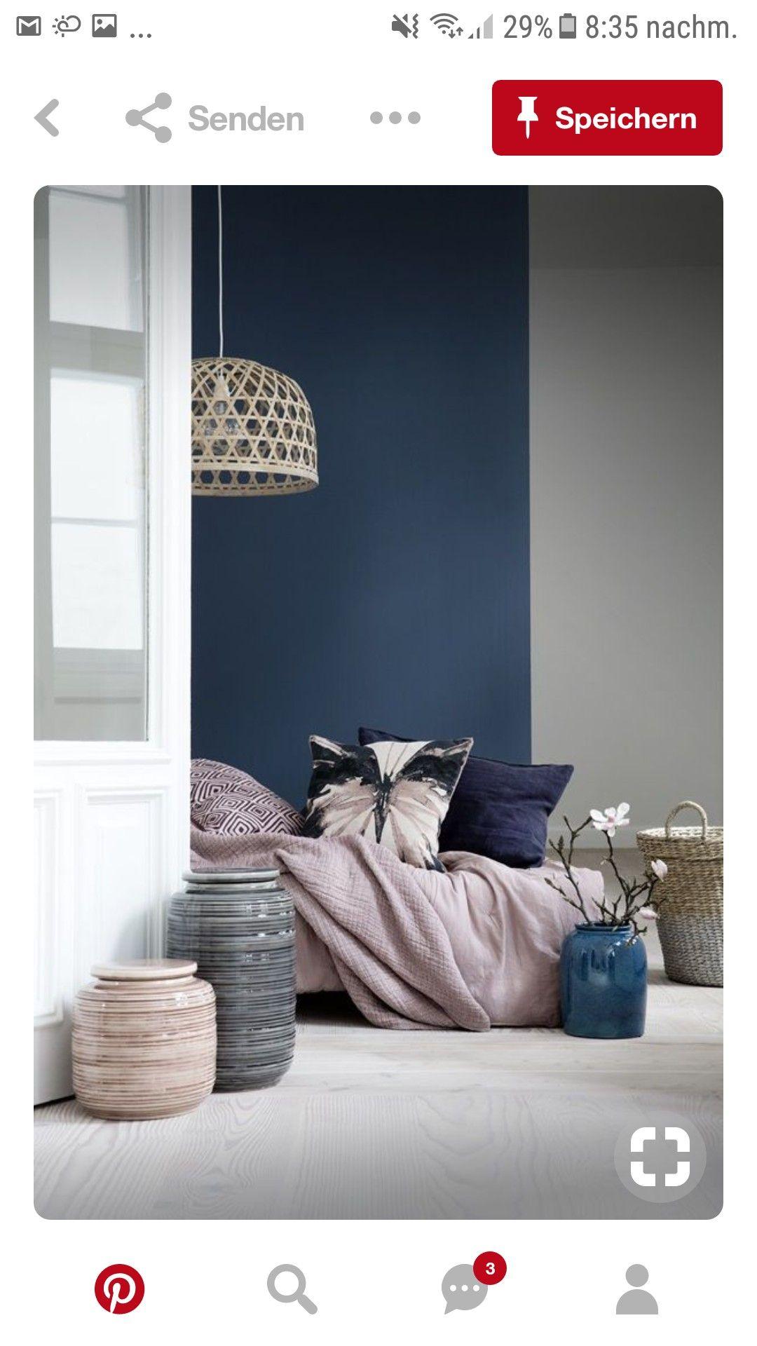 Pin von asterisque99 auf home inspirations in 2019 pinterest wandfarbe schlafzimmer und - Altrosa schlafzimmer ...