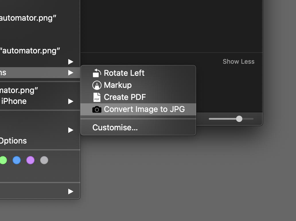Right Click Convert Heic To Jpg Converter Jpg Icloud