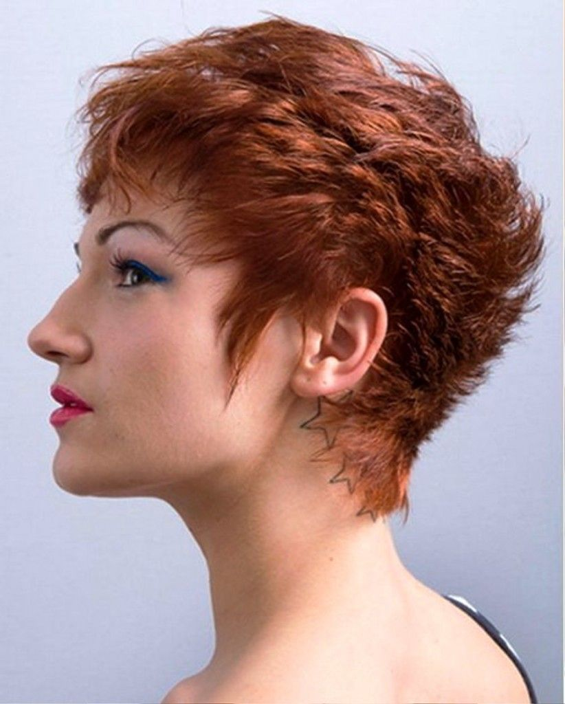 Short hispter hairstyle a new and popular womenus and menus haircut