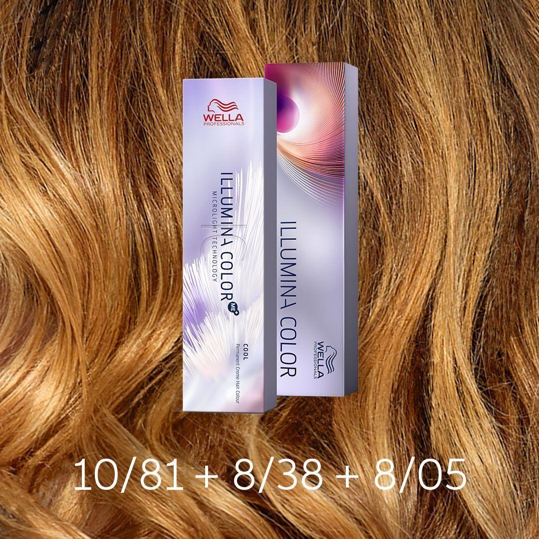 Blond luminos | Wella haarfarbe, Haarfarben, Haarfarben ...