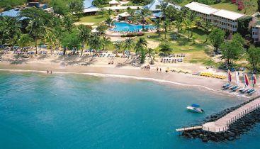 Morgan Bay Beach Resort St Lucia Vacation