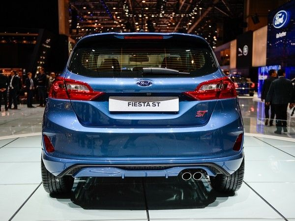 2018 Ford Fiesta St Taking 3 Cylinders To New Heights Ford