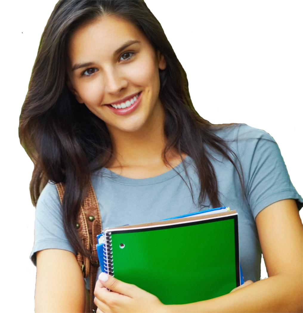 Female Student Png Image Female Student Image