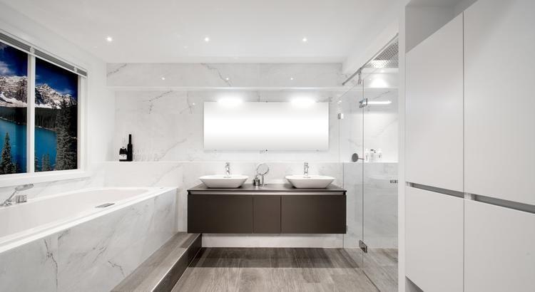 Middelkoop Culemborg / badkamers) Deze showroom badkamer heeft een ...