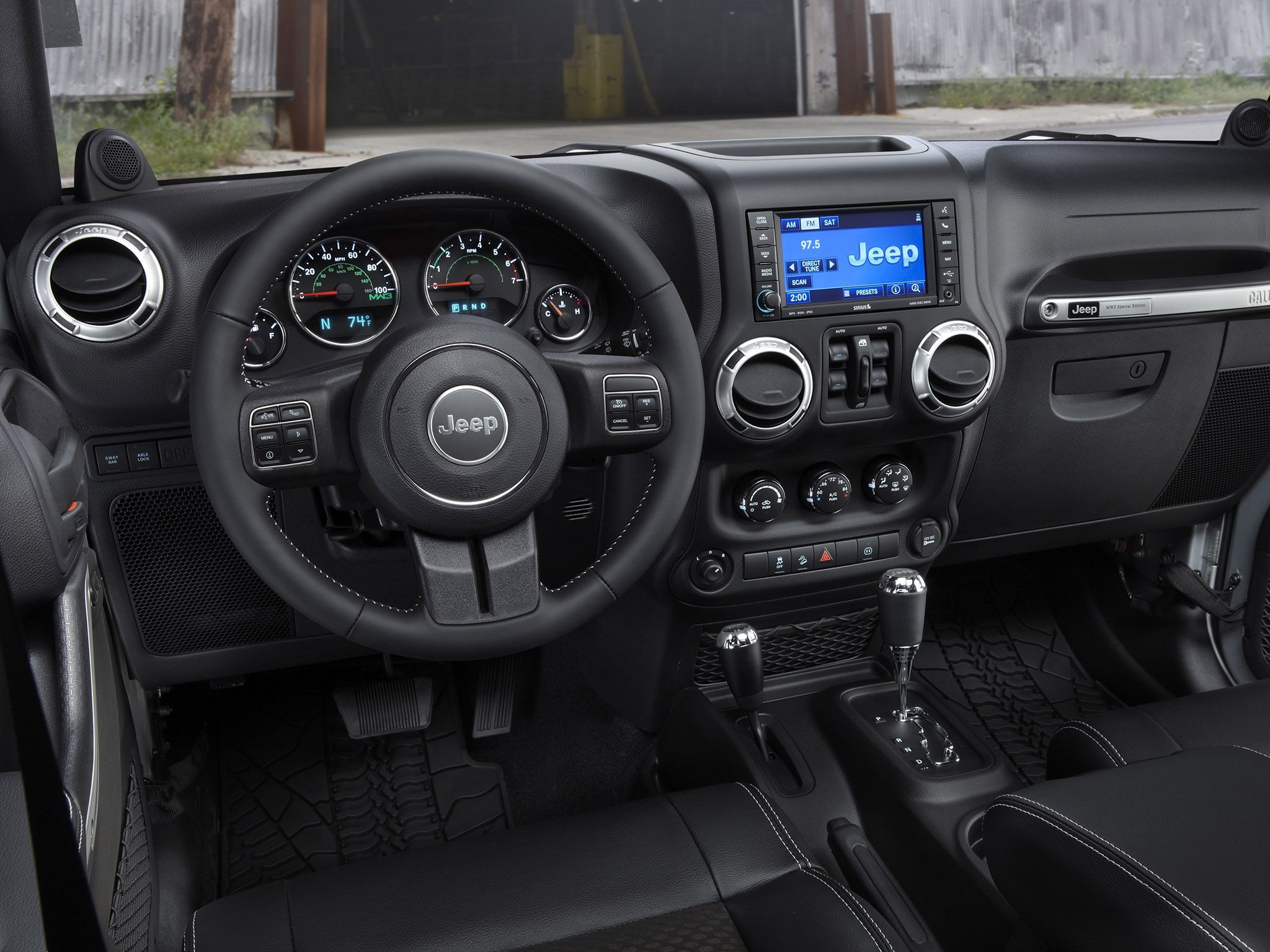 Interior Design Jeep Wrangler 2020 Interior