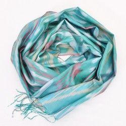 Silk Ikat Scarf | Shop Alesouk