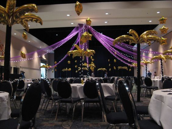 Military Ball Decorations Prom Decorations And Themes  Balloon Decorating And Delivery