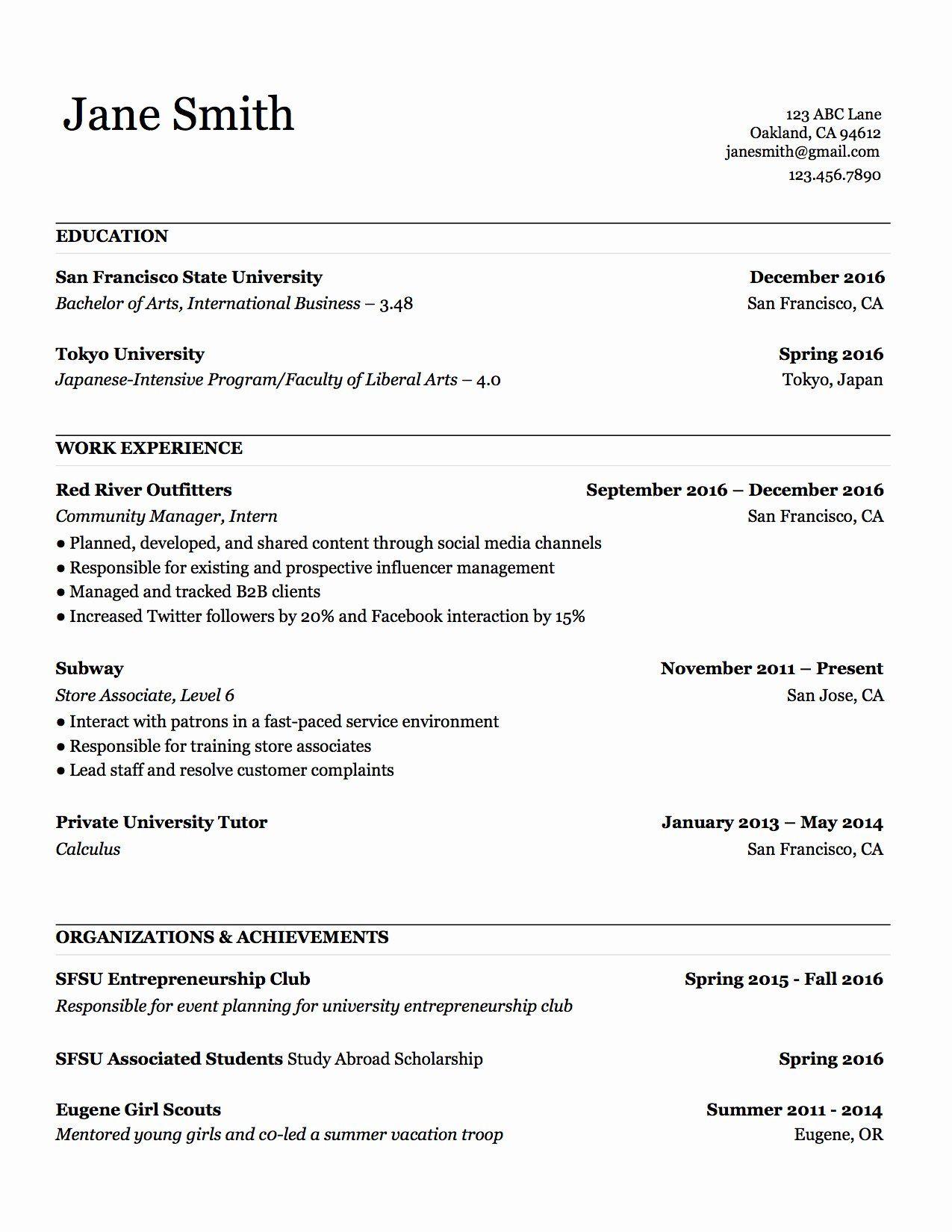 25 Free Printable Resume Templates in 2020 Free