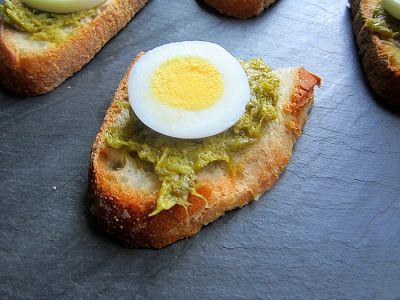 Stacey Snacks: Asparagus Pesto
