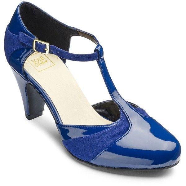 shoes, pumps, heels, navy, heel pump