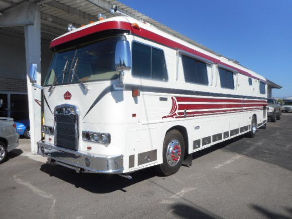 1983 Newell For Sale Bus Conversion For Sale Luxury Campers Rv