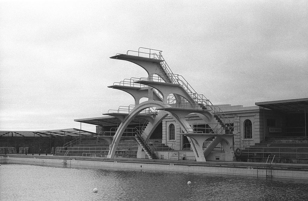 Weston Super Mare Diving Board Google Search Tropicana Pinterest Diving Board And Visit