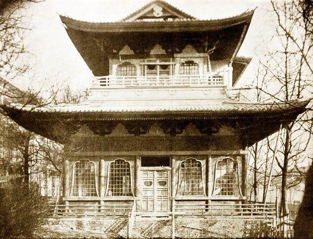 Expo 2015 Milano Blog: History - Japanese pavilion at the Expo 1900 Paris