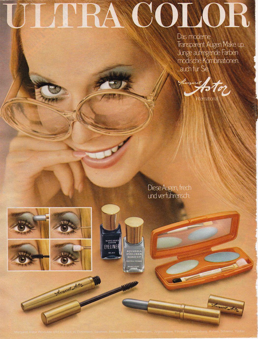 Vintage French Makeup Ad Vintage Makeup Ads Vintage Makeup