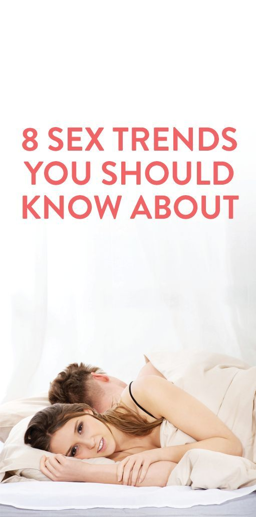 Healthy sex life in relationships