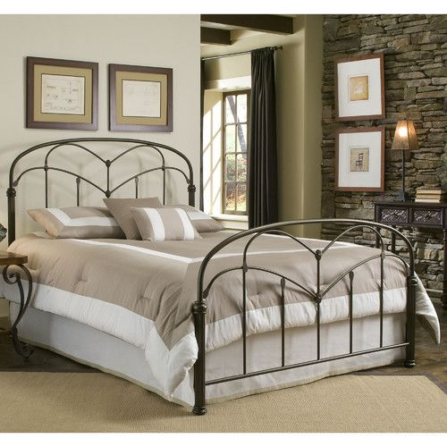 Found It At Joss Main Patrice Bed Bed Styling Bed Furniture King Metal Bed