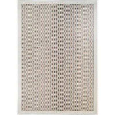 "Beachcrest Home Shearman Sand Indoor/Outdoor Area Rug Rug Size: 5'3"" x 7'6"""