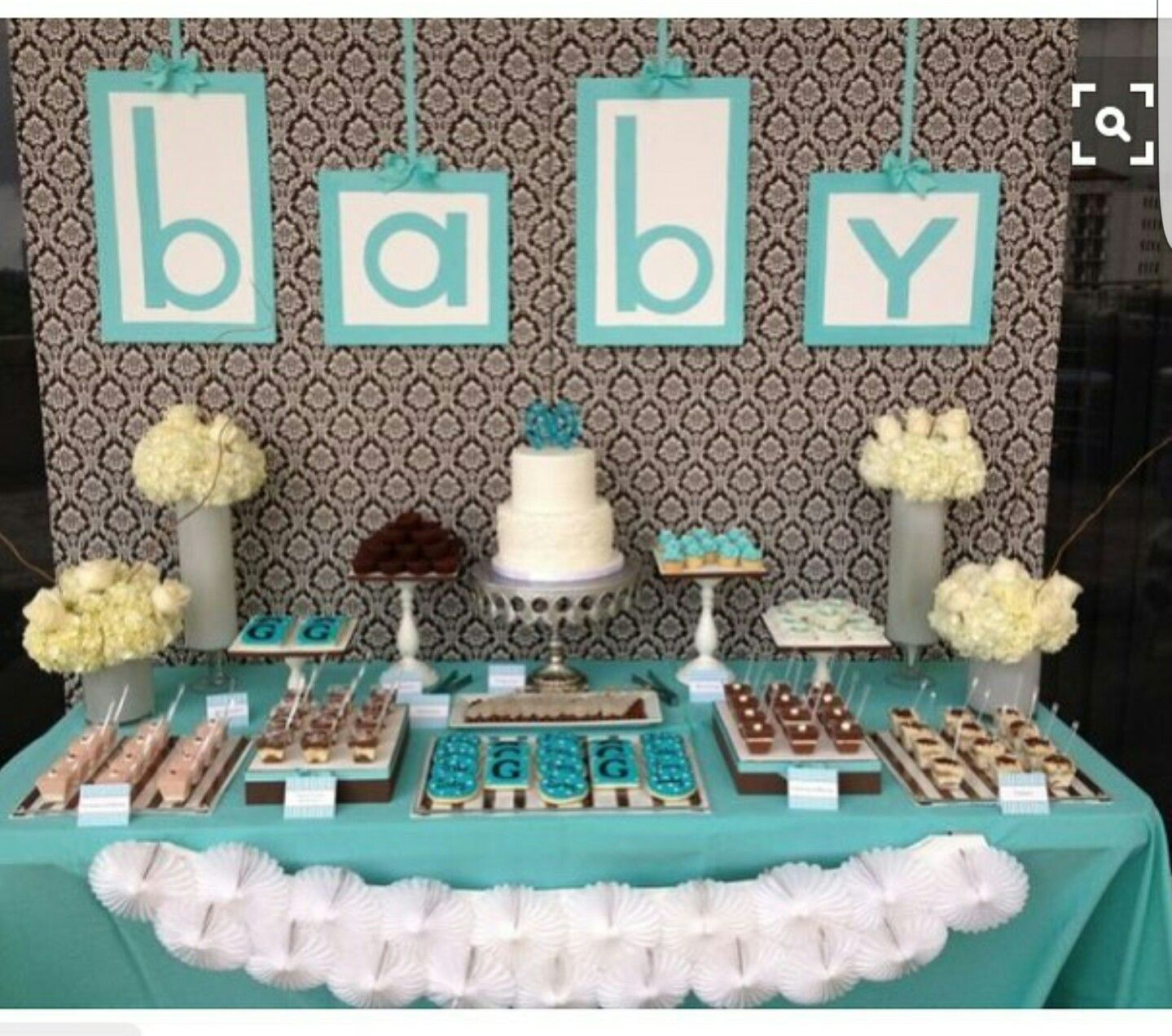 Pin By Mbali On Thato S Baby Shower Baby Shower Candy Baby