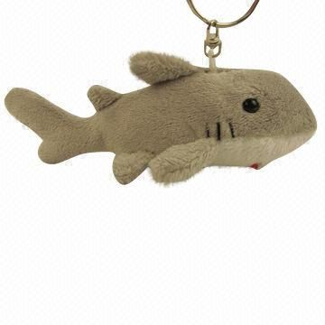 Whale Plush Keychain JKT-022 - Plush Keychain - Products - Joylink Toys - Plush Toys+Educational Toys+Doll+Cushion & Pillow+Cartoon Toys Manufactory