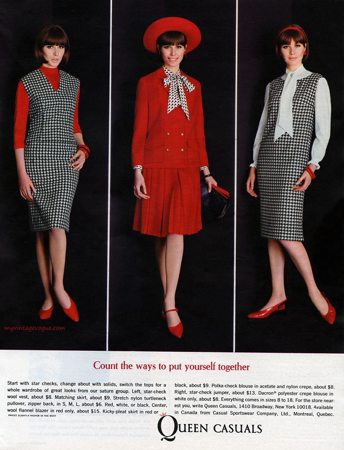 Queen casuals moda años pinterest queens vintage
