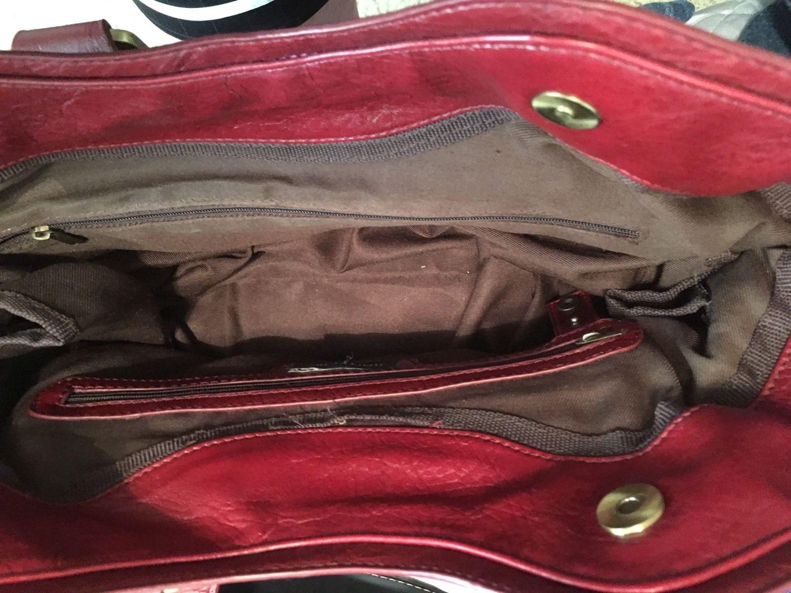 Jimmy Choo Used Leather Bag 50 0