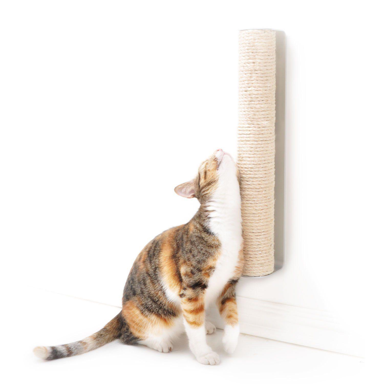 New 4claws wall mount sisal scratching post pet supplies cats pinterest - Wall mounted cat scratcher ...
