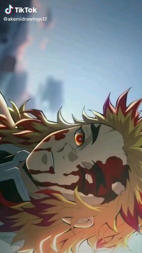 #kimetsu_no_yaiba #rengoku #anime #animeedit #parati #paratii