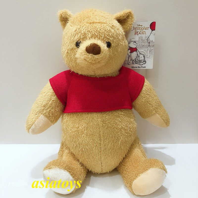 d862518ad355 NWT 17  Christopher Robin Winnie the pooh Plush Disney Store Limited edition   Disney  Gifts  collectibles