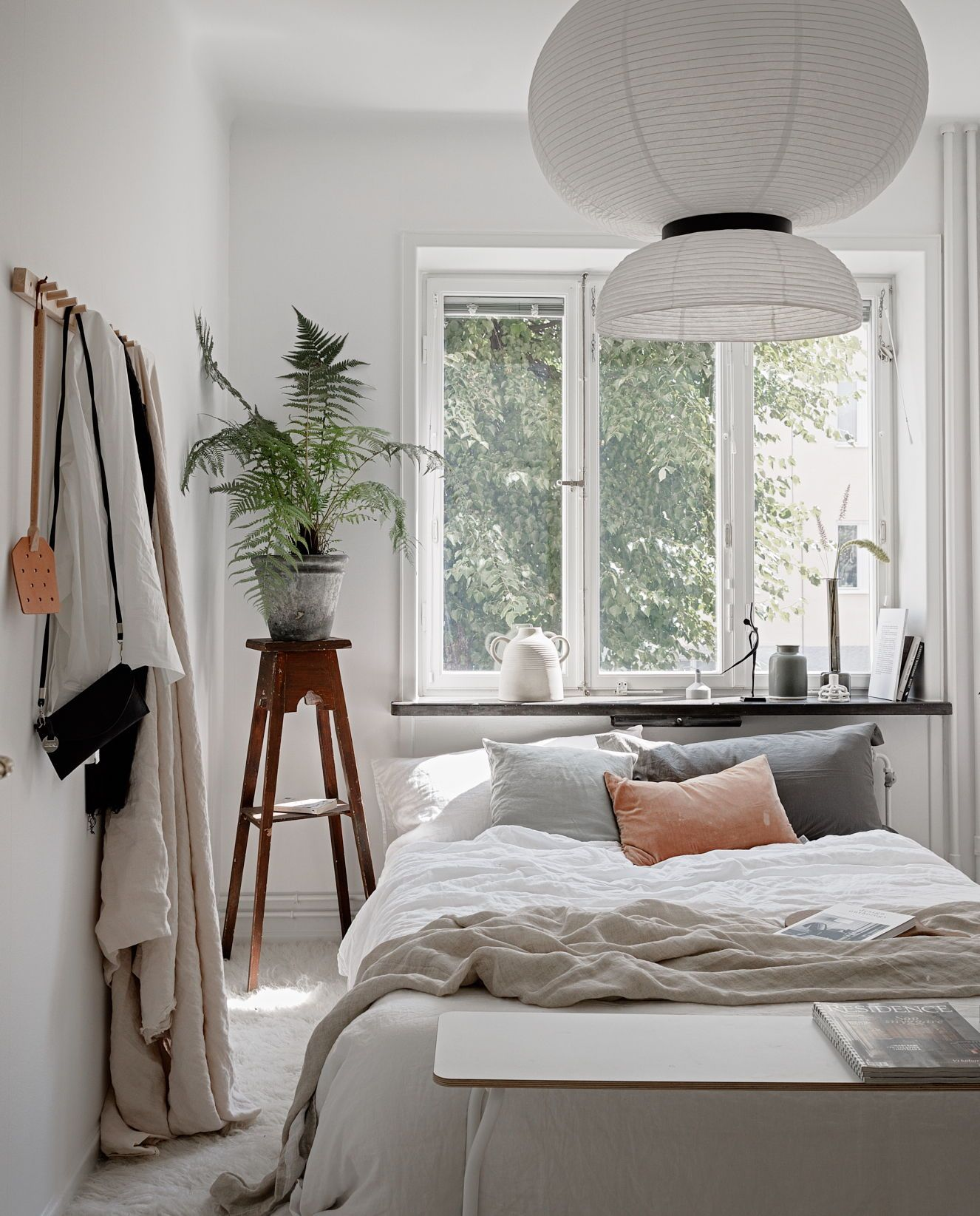 Light flooded home in muted colors - COCO LAPINE DESIGN