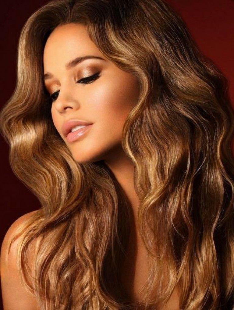 Golden Bronze Hair Color 2016 Warm Bronze Hair Colors Pinterest