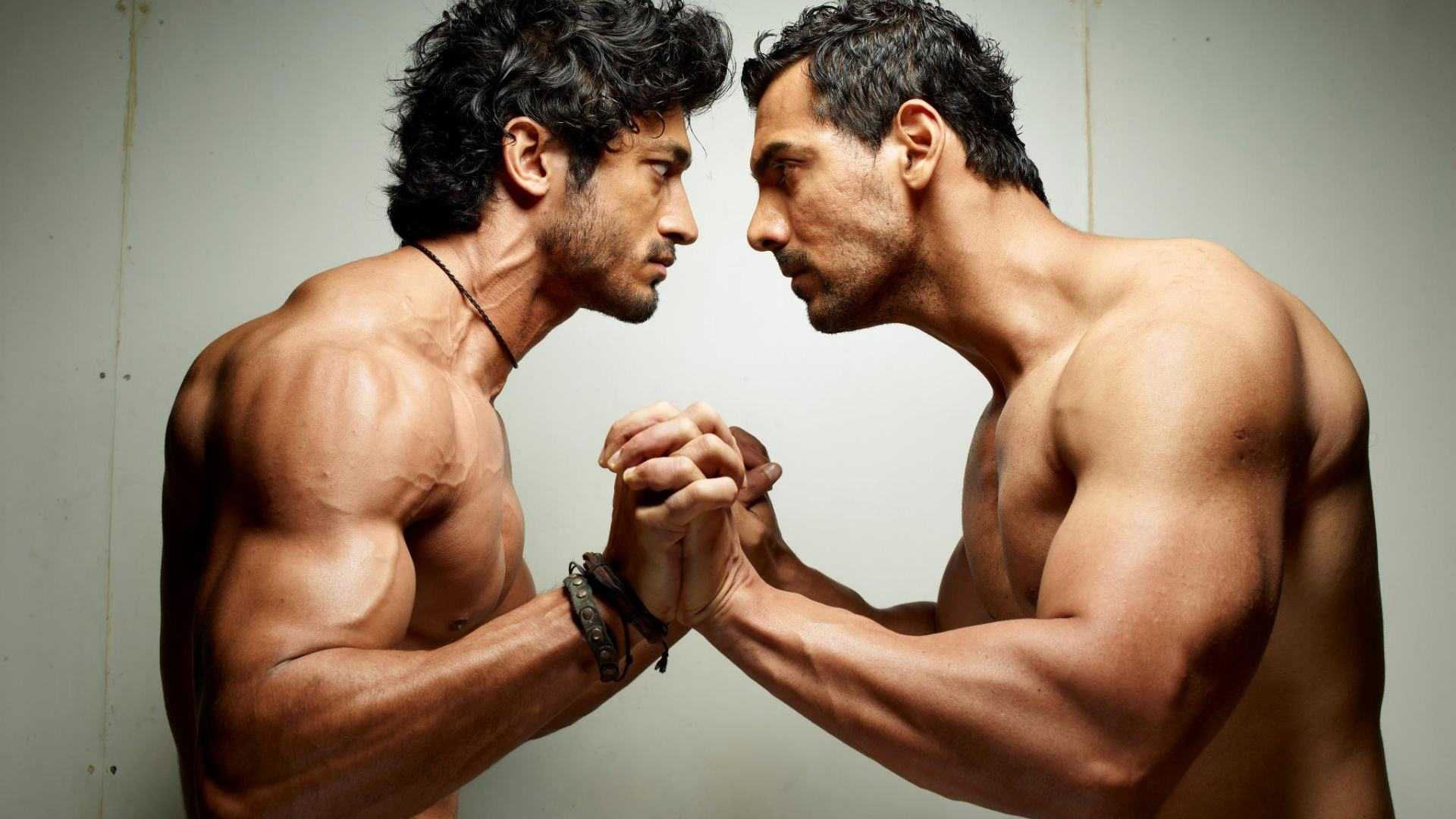 10 Bicep Workouts for Men - Bicep Exercises You Need to Know   GQ India    John abraham body, Vidyut jamwal body, Vidyut jamwal