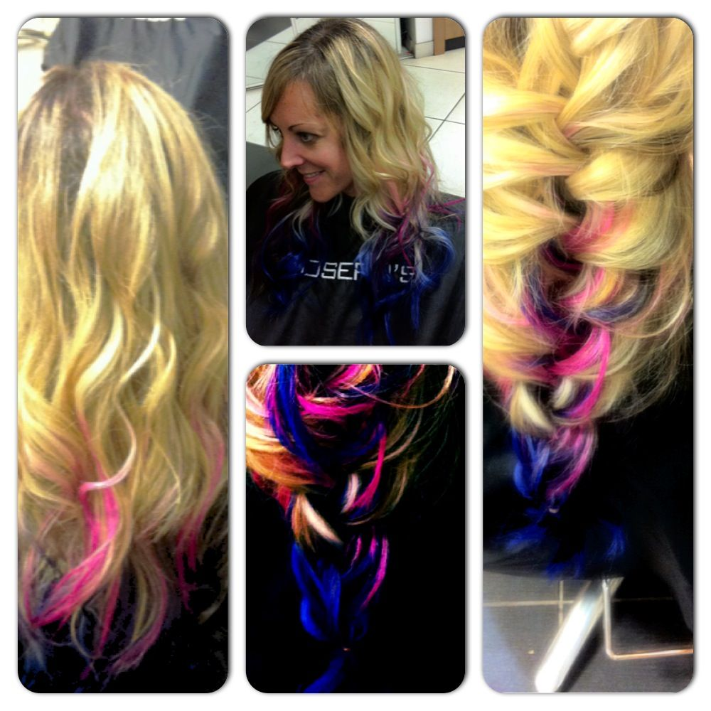 Coloured Extensions By Josephs Rideau Centre Ottawa Ontario