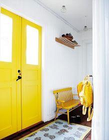 juliarunge: Hallway inspiration