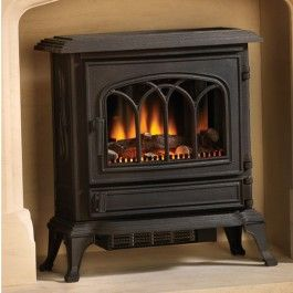 Broseley Canterbury Electric Stove - Electric Stoves - All ...