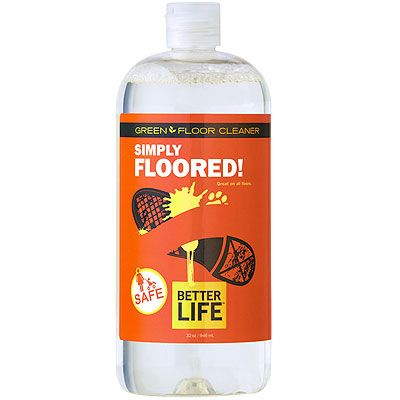 Better Life Floor Cleaner Cleaning Up Natural Flooring