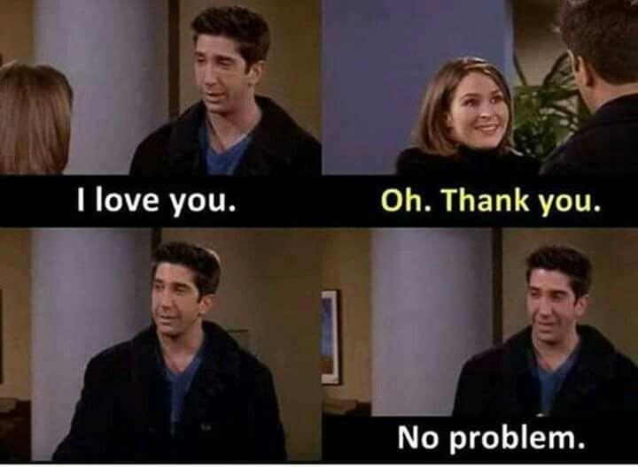 Friends S01e14 Friends Moments Friends Scenes Friend Jokes