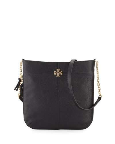 5feedf831b6 TORY BURCH IVY LEATHER CONVERTIBLE SHOULDER BAG