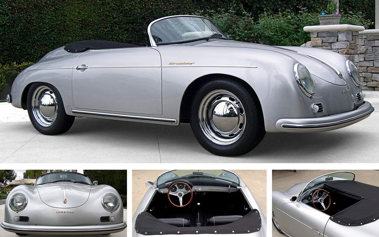 Wow My Hear Aces When I See This Gem Porsche 356