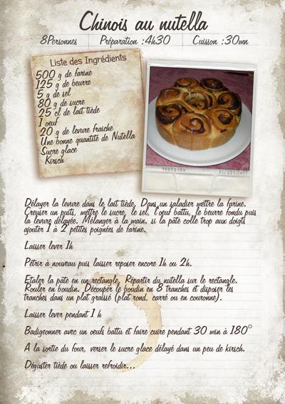 Don 39 t understand the words but i do understand the pic - Recette de cuisine pour l hiver ...